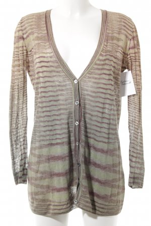Missoni Strick Cardigan Streifenmuster Casual-Look