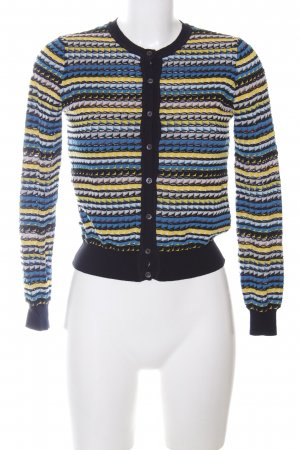Missoni Strickjacke grafisches Muster Casual-Look