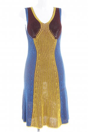 Missoni Strickkleid abstraktes Muster Gypsy-Look