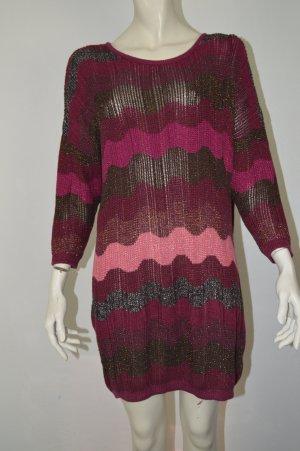 MISSONI Strickkleid Mehrfarbig Damen Kleid Dress Größe: S