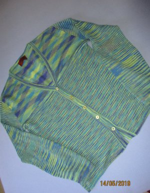 Missoni Knitted Vest multicolored cashmere