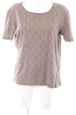 Missoni T-Shirt Streifenmuster schlichter Stil