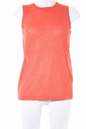 Missoni Tanktop dunkelorange Casual-Look
