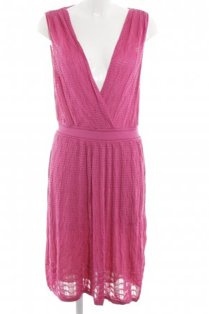 Missoni Wickelkleid pink Elegant