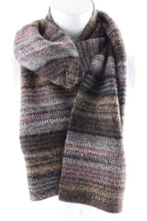 Missoni Wollen sjaal gestippeld extravagante stijl