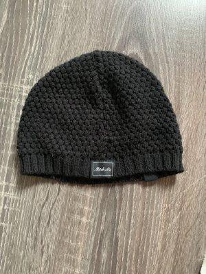 Mitch & co. Mütze schwarz Strickmütze neu