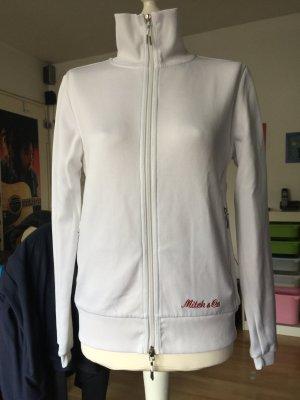 Mitch & Co. Sweat Jacket white