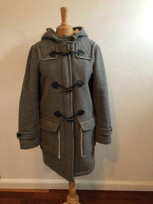 Zara Duffel Coat grey