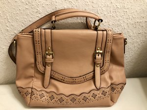 Accessorize Borsetta beige-color oro rosa