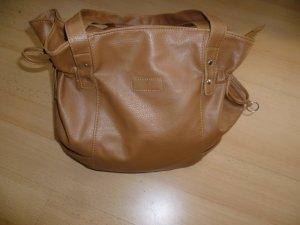 Daniel Hechter Pouch Bag camel imitation leather
