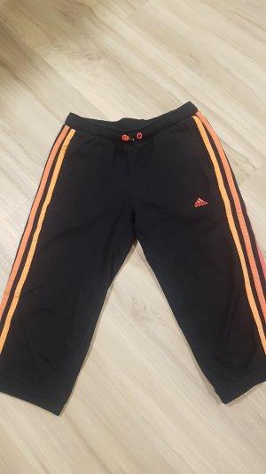Adidas 3/4-broek zwart