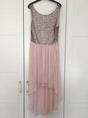 Mittellanges Abendkleid