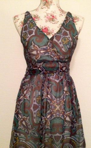 Mittellanges, leichtes Kleid in Gr. S - fast kaum getragen, wie neu!