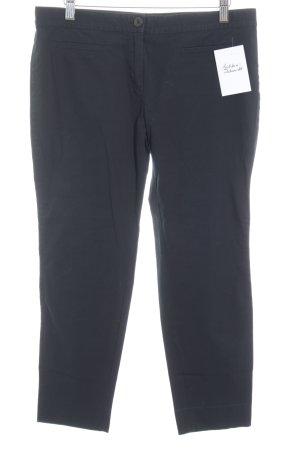 Miu Miu Pantalon 3/4 bleu foncé style décontracté