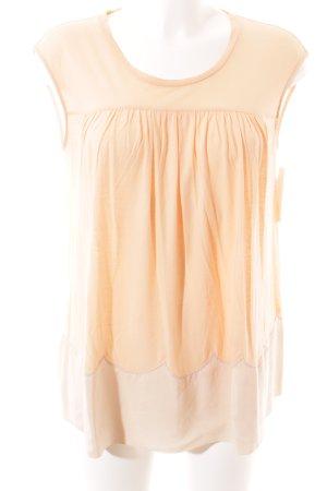 Miu Miu ärmellose Bluse apricot-nude Casual-Look