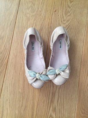 Miu Miu Ballerinas Größe 39