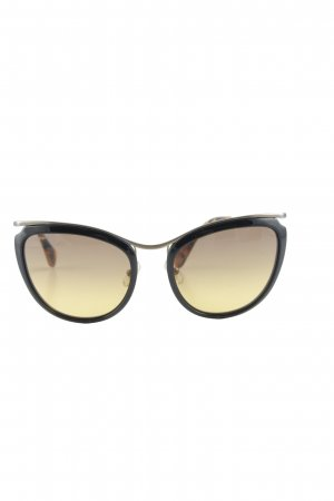 Miu Miu Butterfly Brille Animalmuster Casual-Look