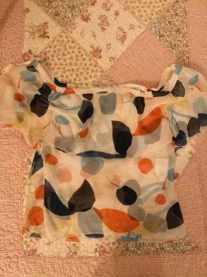 Miu Miu By Prada shirt Top Bluse Gr IT 40