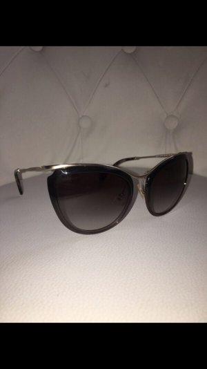 Miu Miu Cat eye Sonnenbrille, neu + Swarovski Geschenk