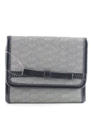Miu Miu Geldbörse weiß-schwarz Casual-Look