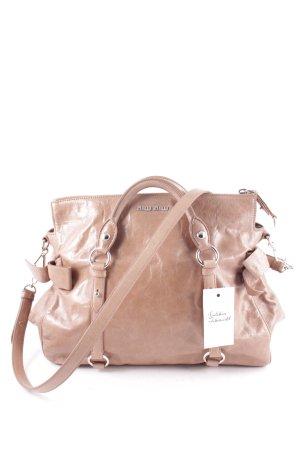 Miu Miu Handtasche graubraun Elegant