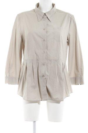 Miu Miu Hemd-Bluse beige Elegant