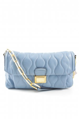 Miu Miu Henkeltasche Steppmuster Business-Look