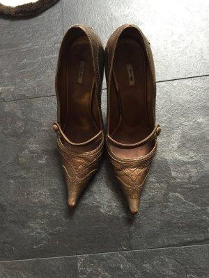 Miu Miu High Heels Gr 38