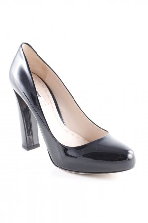 Miu Miu High Heels schwarz Elegant