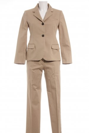 Miu Miu Hosenanzug beige Business-Look