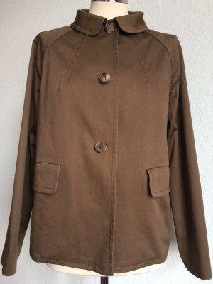 Miu Miu Pea Jacket brown