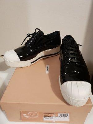 Miu Miu lack leder schuhe/ sneakers