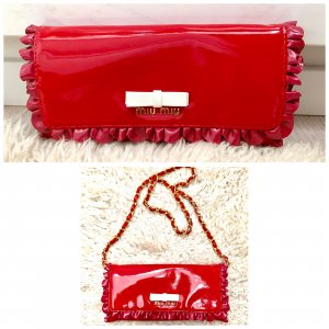 Miu Miu ladylike Clutches Purse