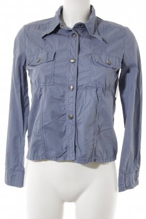 Miu Miu Long Sleeve Shirt azure casual look