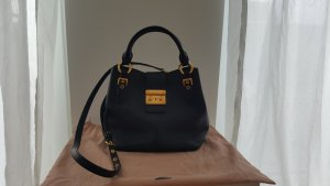 Miu Miu Carry Bag black leather