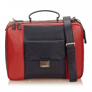 Miu Miu Leather Briefcase