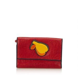 Miu Miu Leather Small Wallet