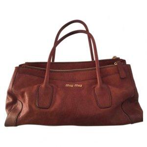 Miu miu Leder Tasche