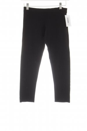 Miu Miu Leggings schwarz Casual-Look