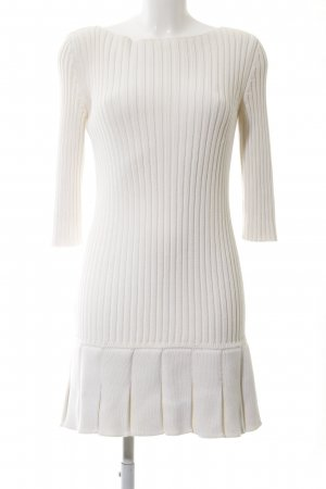 Miu Miu Long Sweater white casual look