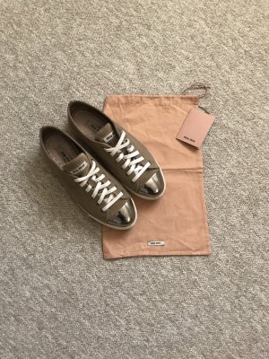 Miu Miu Low-Top Sneaker Gr. 37