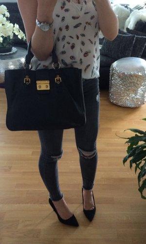 Miu Miu Handbag black-gold-colored