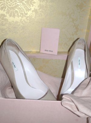 Miu miu Pumps gr 37.5