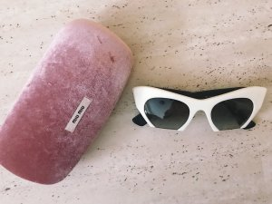 Miu Miu Retro Sonnenbrille Designer Original Sammlerstück