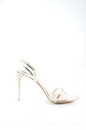 """Miu Miu Riemchen-Sandaletten """"Calzature Donna Vit. Specchio Pirite 40"""""""