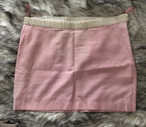 Miu Miu Minigonna rosa chiaro