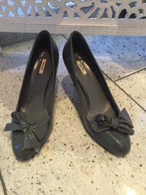 Miu Miu Schuhe aus Lack