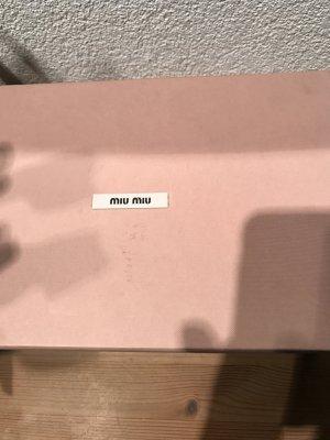 Miu Miu Schuhe Gr. 39