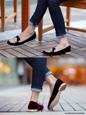 Miu Miu Schuhe Slippers Ballerias