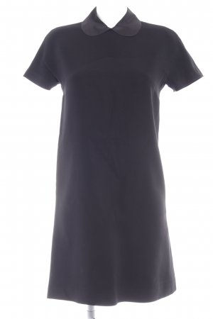 Miu Miu Shirtkleid schwarz